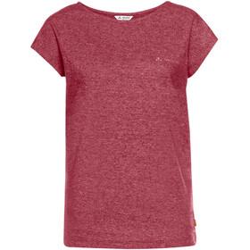 VAUDE Moja III Shirt Women red cluster